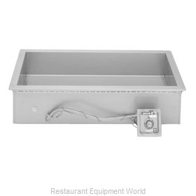 Wells HT-400 Hot Food Well Unit, Drop-In, Electric