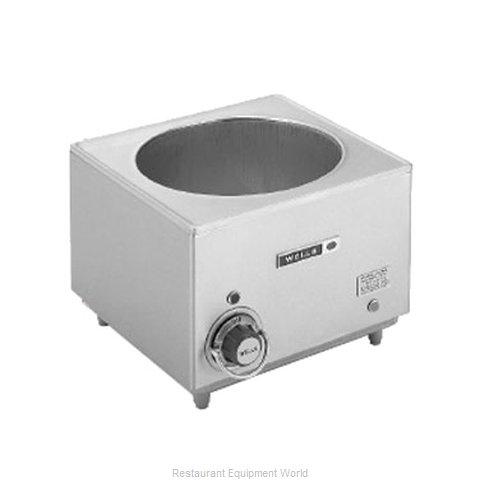 Wells HW-10 Food Pan Warmer/Cooker, Countertop