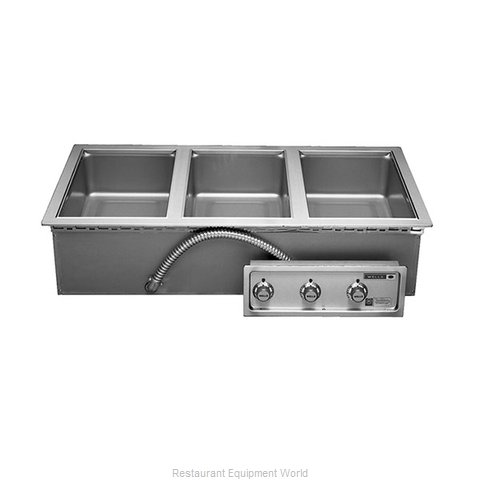 Wells MOD-300T Hot Food Well Unit, Drop-In, Electric