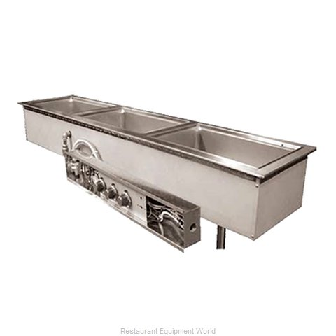 Wells MOD-300TDMN Hot Food Well Unit, Drop-In, Electric