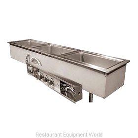 Wells MOD-300TDMN Hot Food Well Unit, Drop-In, Electric