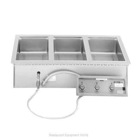 Wells MOD-327TDM Hot Food Well Unit, Drop-In, Electric