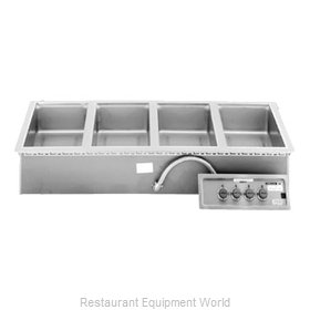 Wells MOD-400 Hot Food Well Unit, Drop-In, Electric