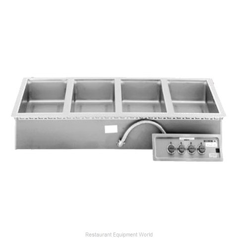 Wells MOD-400DM Hot Food Well Unit, Drop-In, Electric