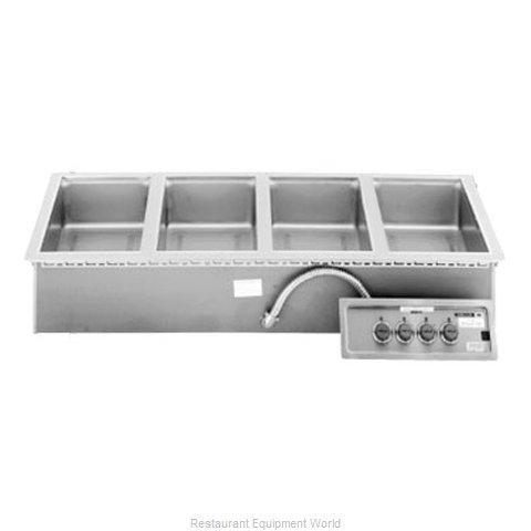 Wells MOD-400TDAF Hot Food Well Unit, Drop-In, Electric