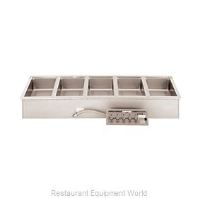 Wells MOD-500D Hot Food Well Unit, Drop-In, Electric