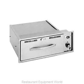 Wells RW-26HD Warming Drawer, Built-In