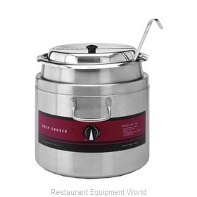 Wells SC6411WA Food Pan Warmer/Cooker, Countertop