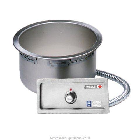 Wells SS-10TDUCIAF Hot Food Well Unit, Drop-In, Electric
