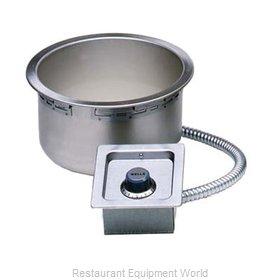 Wells SS-10TDUI Hot Food Well Unit, Drop-In, Electric