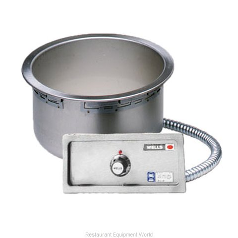 Wells SS-10TDUIAF Hot Food Well Unit, Drop-In, Electric