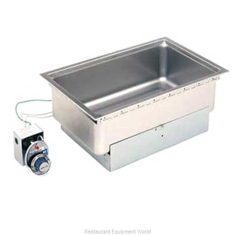 Wells SS-206ETD Hot Food Well Unit, Drop-In, Electric