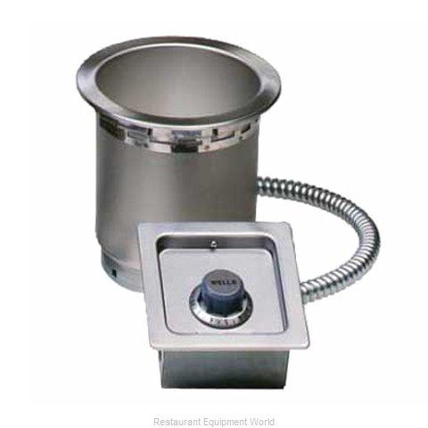 Wells SS-4TDU Hot Food Well Unit, Drop-In, Electric