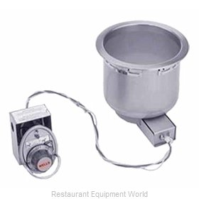 Wells SS-8 Hot Food Well Unit, Drop-In, Electric