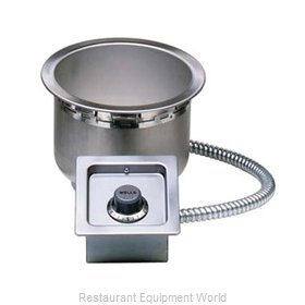Wells SS-8TDUCI Hot Food Well Unit, Drop-In, Electric