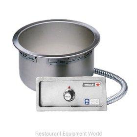 Wells SS-8TDUIAF Hot Food Well Unit, Drop-In, Electric
