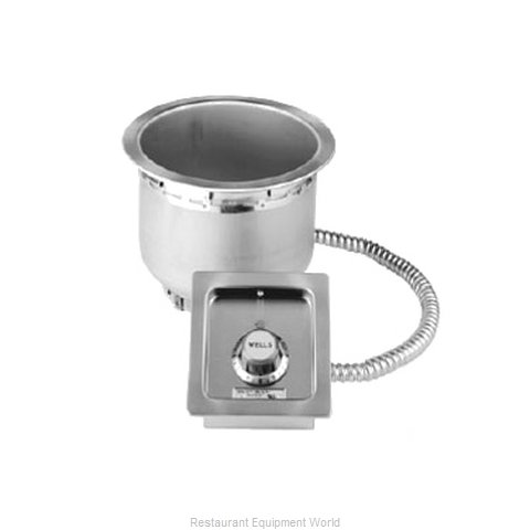 Wells SS-8TU Hot Food Well Unit, Drop-In, Electric