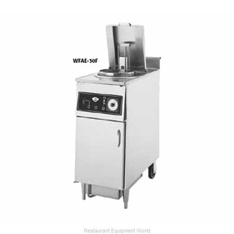 Wells WFAE-30F Electric Fryer (Magnified)