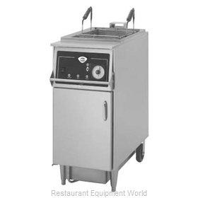 Wells WFAE-55F Fryer, Electric, Floor Model, Full Pot