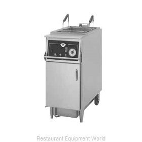 Wells WFAE-55FC Fryer, Electric, Floor Model, Full Pot