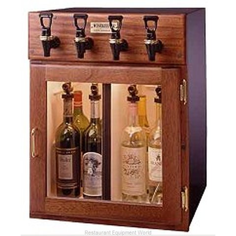 WineKeeper 3X3-O2RN Wine Dispensing System (Magnified)