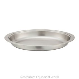 Winco 202-FP Chafing Dish Pan