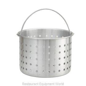 Winco ALSB-20 Stock / Steam Pot, Steamer Basket