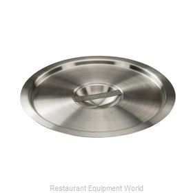 Winco BAMC-8.25 Cover Bain Marie Pot Stainless