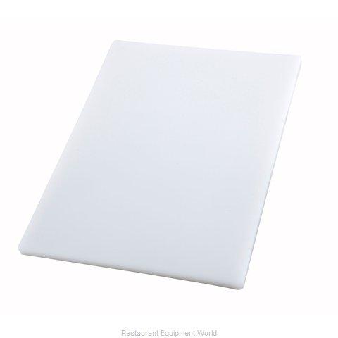 Winco CBH-1824 Cutting Board, Plastic