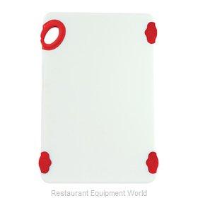 Winco CBN-1218RD Cutting Board, Plastic
