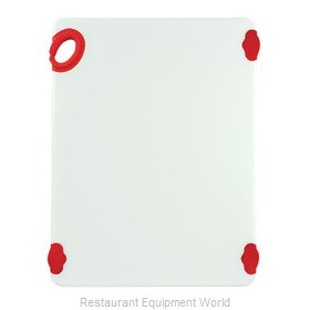 Winco CBN-1520RD Cutting Board, Plastic