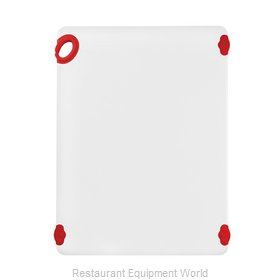 Winco CBN-1824RD Cutting Board, Plastic