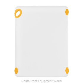 Winco CBN-1824YL Cutting Board, Plastic