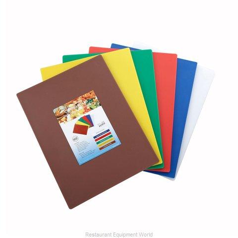 Winco CBST-1218 Cutting Board, Plastic