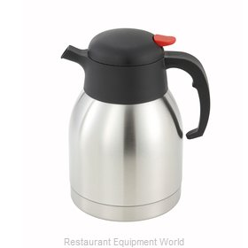 Winco CF-1.5 Coffee Beverage Server Stainless Steel
