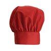 Sombrero del Chef <br><span class=fgrey12>(Winco CH-13RD Chef's Hat)</span>