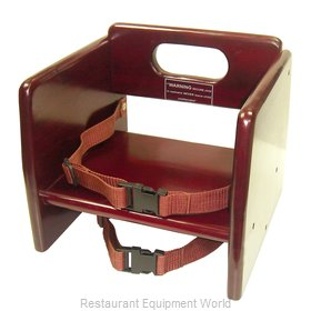 Winco CHB-703 Booster Seat, Wood