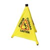 Winco CSF-4 Sign Floor Housekeeping