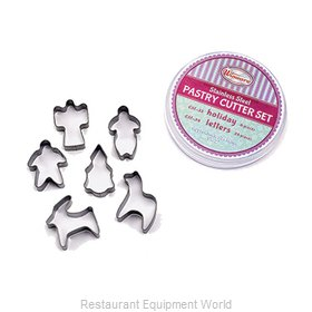 Winco CST-33 Dough, Cookie Biscuit Cutter