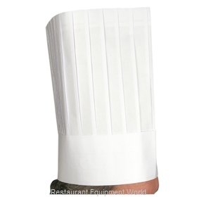 Winco DCH-12 Disposable Chef's Hat