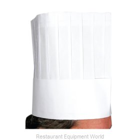 Winco DCH-9 Disposable Chef's Hat