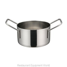 Winco DCWE-103S Miniature Cookware / Serveware