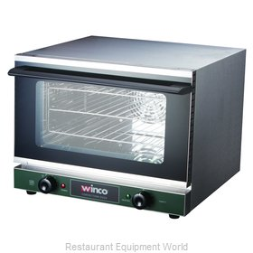 Winco ECO-250 Convection Oven, Electric