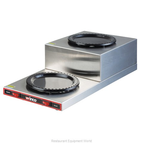Winco ECW-2S Coffee Warmer