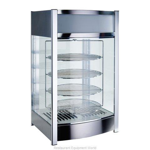 Winco EDM-2 Display Case, Hot Food, Countertop