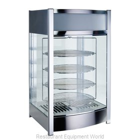 Winco EDM-2 Display Case, Hot Food, Countertop