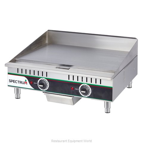 Winco EGD-24M Griddle, Electric, Countertop