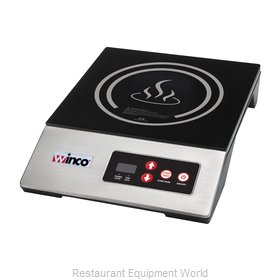 Winco EIC-400E Induction Range, Countertop