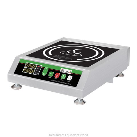 Winco EICS-34 Induction Range, Countertop