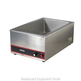Winco FW-S500 Food Pan Warmer, Countertop